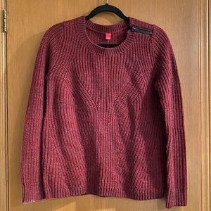 Burgundy Esprit Sweater